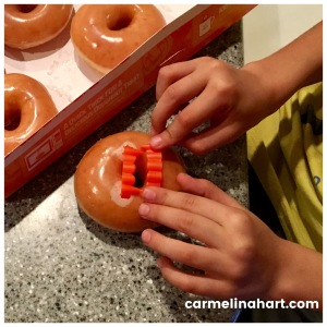 Ghoulish donuts 5
