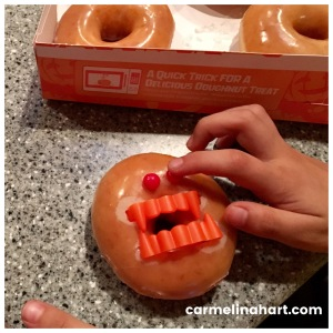 Ghoulish donuts 6